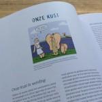 Illustraties voor het boek 'De Weervissers van Bergen op Zoom'