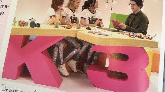 De tafel van K3